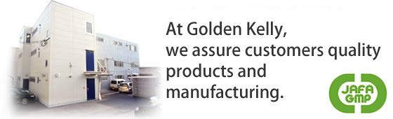 At Golden Kelly, we assure customers quality products and manufacturing.